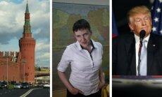 18 января. Домбрава назвал агентов Кремля, Савченко предложила сдать Крым, бойкот инагурации Трампа