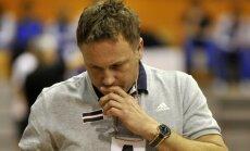 Bijušais handbola izlases treneris Vikštrems: atlaišana bija kā spēriens zem jostasvietas