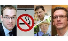 'Iestrēgst' 'Citadeles' pārdošana, smēķētājiem grūtāk, Dombrovskim un 'Leonam' ordenis, ķilda par krievu valodu