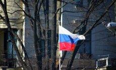 Krievijas vēstniecības kompleksam Damaskā trāpa mīna