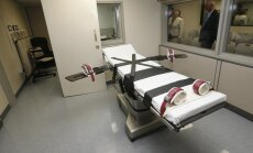 Oklahoma varētu sākt izpildīt nāvessodus gāzes kamerās