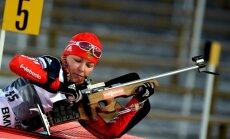 Starptautiskā Biatlona savienība diskvalificē krievieti Glazirinu