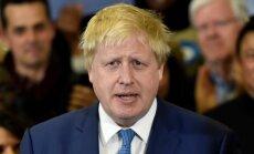 Борис Джонсон: Россия рискует стать изгоем из-за бомбежек в Сирии