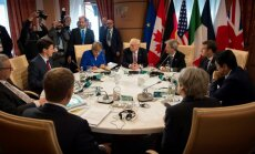 Лидеры G7 подписали декларацию по борьбе с терроризмом
