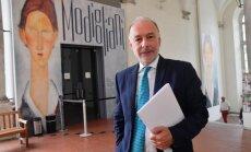 Modiljāni izstādē Itālijā teju visas gleznas bijušas viltojumi
