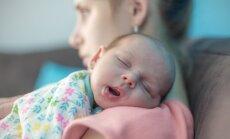 10 fakti par jaundzimušo miegu