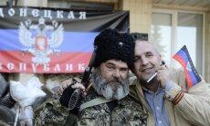Kijeva: diversanti joprojām var iefiltrēties Ukrainā