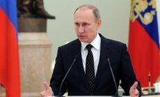 Kur palicis Donbass? Kāpēc Putins savā runā 'aizmirsa' pieminēt Ukrainu