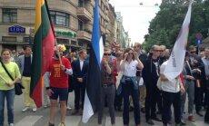 Видеотрансляция: в Риге проходит Европрайд