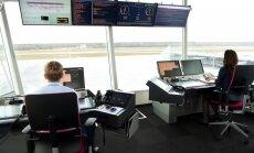Lidostā samilzt 'dispečeru problēma'; bažas par reisu kavēšanos