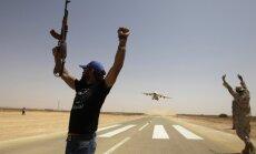 Франция подтвердилa: в Ливии находится французский спецназ