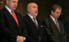 'Oligarhu lietas' izmeklēšanas komisijai deleģē Judinu, Šicu, Pimenovu un Jansonu