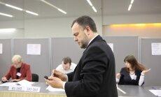 Cimdars 'valodas referendumā' prognozē līdzīgu aktivitāti kā vidēji Saeimas vēlēšanās