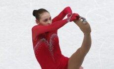 Daiļslidotājai Kučvaļskai sezonas pirmajā startā neizdodas arī izvēles programma