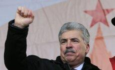 Nedeklarēta nauda un zelts komunistu kandidātam var maksāt Krievijas prezidenta vēlēšanas