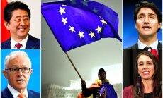 ES pēc britu un amerikāņu zaudēšanas pulcina jaunus draugus