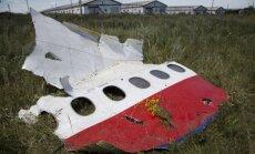 Video: Gadu pēc traģēdijas parādās jauns šokējošs MH17 katastrofas ieraksts