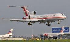 Kačiņska lidmašīna sadalījās gaisā, secinājuši Polijas izmeklētāji