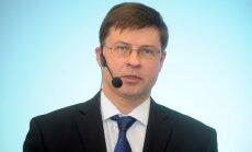Dombrovskis: G20 līderu samitā panāktas vairākas būtiskas vienošanās