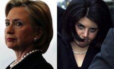 Klintone saukājusi Moniku Levinsku par 'muļķīti'