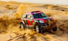 MINI savu Dakaras rallija programmu pagarina vēl uz diviem gadiem