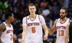Porziņģim joprojām septītā vieta NBA Zvaigžņu spēles balsojumā