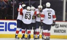 Чемпионат НХЛ: Дадонов потопил команду Гиргенсонса, Овечкин сыграл против Малкина
