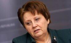 Straujuma domā, ka nav gaidāma 'Gazprom' atspēlēšanās Latvijai