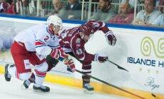 В Риге в восьмой раз проходит хоккейный турнир на Кубок LDz