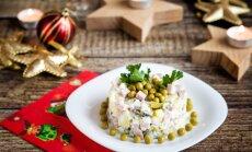 Nav rasola, nav ballītes! 14 salātu receptes svinībām