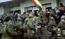 Литовский суд вручил повестку Горбачеву по делу о штурме телебашни в 1991-м
