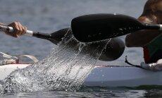 Kanoe airētājs Lagzdiņš izcīnijis bronzas medaļu Eiropas junioru čempionātā