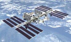Toksiskas noplūdes dēļ evakuēta daļa Starptautiskās Kosmosa stacijas