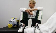 'Sauber' nākamsezon brauks 'Caterham' F-1 komandas pilots Eriksons