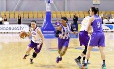 'TTT Rīga' basketbolistes FIBA Eiropas kausa pamatturnīru sāk ar mača nogalē izcīnītu uzvaru