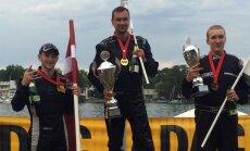 Jūrmalnieks Ņikita Lijcs kļūst par pasaules vicečempionu ātrumlaivām