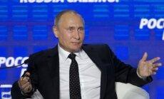 Путин объяснил отказ от визита во Францию и назвал ответственных за ситуацию в Сирии