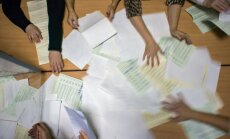 Reģionu partija paziņo par vairākuma iegūšanu Ukrainas parlamentā