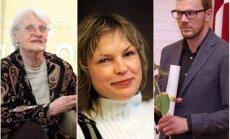 Paziņoti 'Autortiesību bezgalības balvas 2017' laureāti