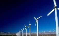 Zemgale – vienīgā vieta vēja parku izveidei Latvijā, atzīst uzņēmuma pārstāvis