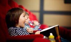 Lieldienās ģimenes ar bērniem aicina uz bezmaksas kino seansiem