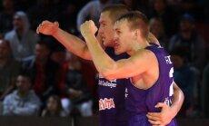 Latvijas 3x3 basketbola komanda 'Rīga Ghetto Basket' piekto reizi sezonā triumfē 'Challenger' sērijas posmā