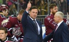 Rīgas 'Dinamo' nesteidz pagarināt līgumus un paliek ar vienu spēlētāju