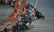 'Putina baikeri' saņēmuši zemes gabalu Krimā