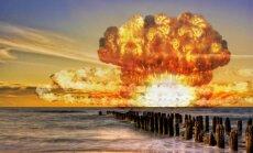 Obama piedāvā samazināt ASV un Krievijas kodolieroču arsenālu