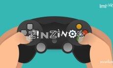 'ZinZINOO' video: Uzzini, kā top datorspēles un izgatavo savu spēli