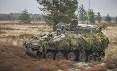 Militāro mācību dēļ pa Latvijas ceļiem pārvietosies militārā tehnika
