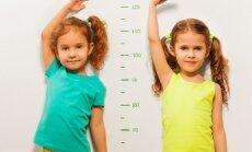 Какова нормальная скорость роста ребенка