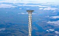 Kanādieši patentējuši 20 kilometrus augstu liftu uz kosmosu