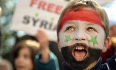 Turcija atzīst Sīrijas opozīcijas koalīciju